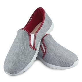 5d03f7d59bf12 Sapato Sola Vermelha - Sapatos para Feminino Prateado no Mercado ...