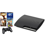 Consola Sony Playstation 3 500gb + 4 Juegos Ps3 + Control !!