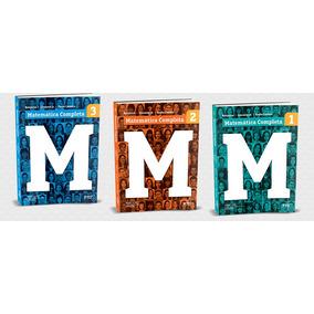Livro Matemática Completa Volumes 1, 2 E 3 Em Pdf