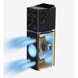 Parlantes Scua7 Bluetooth Karaoke Panasonic G Oficial