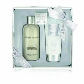 Baylis & Harding Jojoba Silk And Almond Oil Gift Set - 2 Pie