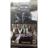 Resident Evil 3 Ngc - Nuevo
