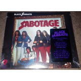 Black Sabbath - Sabotage (importado) Cd