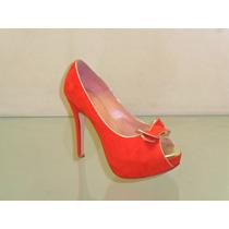Zapatos Altos Plataforma Coleccion Primavera/verano 2016.17