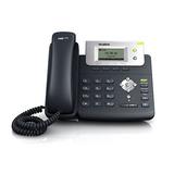 Telefono Ip Yealink T21 E2 2 Cuentas Sip 2 Puertos De Red Au
