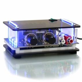Amplificador De Mesa P/ Pc Notebook Som Ambiente Mp3 Ipod