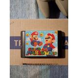 Super Mario World 64 - Sega Genesis