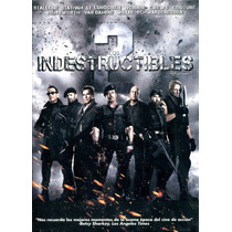 Dvd Indestructibles 2 ( The Expendables 2 ) 2012 - Simon Wes