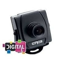10 Mini Cam Citrox Digital Cftv 700linhas 2,4mm Sensor 1/4