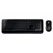 Teclado + Mouse Microsoft Wireless Desktop 800 Sem Fio