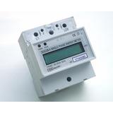 Medidor Consumo De Energia Digital Monofásico 110v 127v 100a