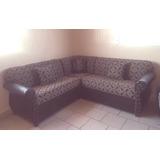 Sala Shakira Esquinera Envio Gratis Sillon Sofa Muebles