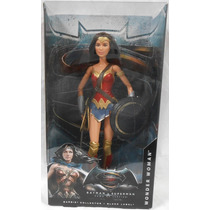 Barbie Collector Wonder Woman Mujer Maravilla Mattel