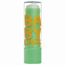 Protetor Hidratante Labial Maybelline Baby Lips Limão 10g