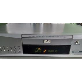 Dvd Player Philco Dvp-p2100 Com Karaokê - No Estado