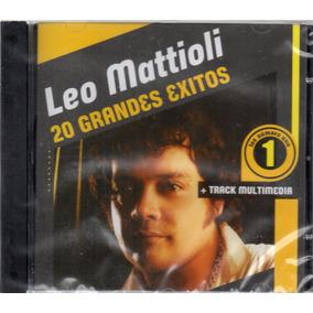 Leo Mattioli - 20 Grandes Exitos - Los Chiquibum