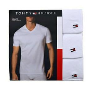 cac98dbb27783 Pack 3 Poleras Tommy Hilfiger Original Hombre Talla M 9898