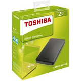 Disco Duro Externo Toshiba Canbio Basic 2tb 3.0