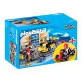 Playmobil City Action 6869 Taller De Karting Mejor Precio!!
