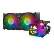 Enfriamiento Líquido Cougar Helor 240mm Rgb, Intel, Am4