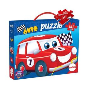 Rompezabezas Puzzle 16 Piezas Original De Antex Art 3131
