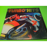 Disco Lp Turbo Hits Varios Artistas High Energy