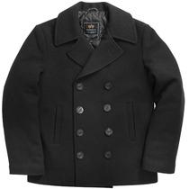 Saco Alpha Industries De Marinero Usn Pea Coat