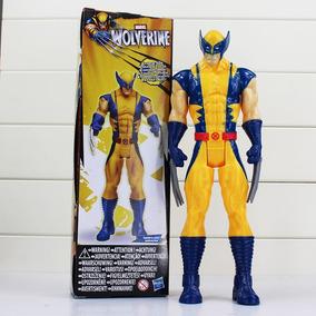 Boneco Wolverine X-men 30cm Pronta Entrega