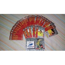 Cards Avulsos Copa America Coca Cola 1997