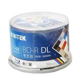 Bluray Doble Capa(bd-r Dl) 50gb Ritek Imprimible 55 C/disco