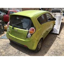 Yonke Chevrolet Spark Lt 2012 Refacciones Partes Huesario
