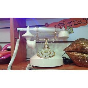Telefono De Estilo Clasico Antiguo