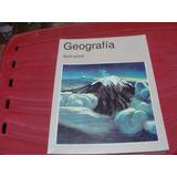 Libro Clave T263 Geografia Sexto Grado , Año 1994 , 176 Pa