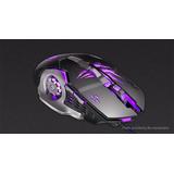Mouse Apedra A8 Pc Gamer 7 Botones Garantia 1 Año Windows 10