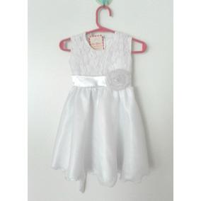Vestido Fiesta Para Beba. Ideal Bautismo Cortejo Cumpleaños