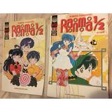 Ranma 1/2 Comics Planeta De Agostini Nro 3 Y 6 Manga