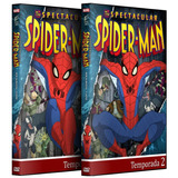 Homem Aranha Espetacular Em Dvd