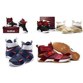 Zapatos Lebron Soldier 10 Originales