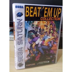 Jogo Sega Saturn - Beat ´em Up Collection (3 Discos)