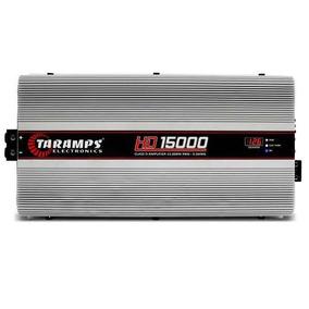 Módulo Amplificador Taramps Hd15000 15000w Rms 2ohms 1 Canal