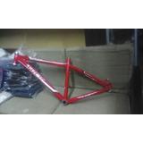 Cuadro De Bicicleta Trek 8 Impecable. Serie 8000wsd
