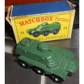 Lesney Matchbox Series Saracen Personnel N° 61 England 60s