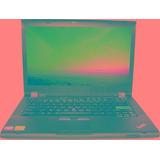 Promoción Laptop Lenovo Core I5 T410 4gb Ram 320hdd Refur