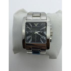 01fdfe2d18d Relogio Masculino Armani Quadrado - Relógios no Mercado Livre Brasil