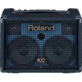 Amplificador De Teclado Estéreo Roland Kc 110 De 3 Cana...