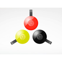 Google Chromecast 2 Reproductor Multimedia Hdmi Streaming