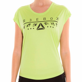 Playera Sin Mangas Workout Ready Mujer Reebok Br2349