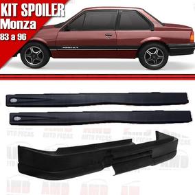 Kit Spoiler Monza 83 90 2 Portas Dianteiro S Furo + Late 048