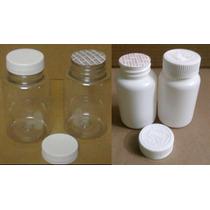 Envases, Frascos De Plástico 150 Ml (paq 15 Pzas) $90.00