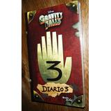 Libro Diario Gravity Falls 3 + Regalos Sorpresa -enviogratis